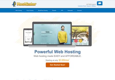 hosting java hostgator