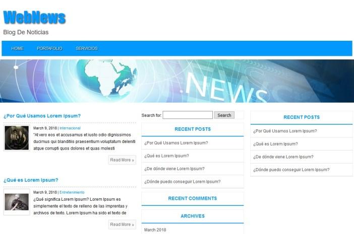 SuperClean - Plantilla Wordpress Para Adsense Gratis » webtralia.com