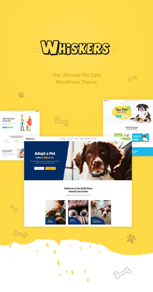 temas wordpress mascotas