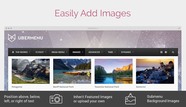 plugin para crear menus en wordpress