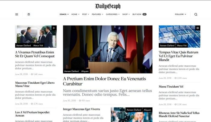temas wordpress portal de noticias