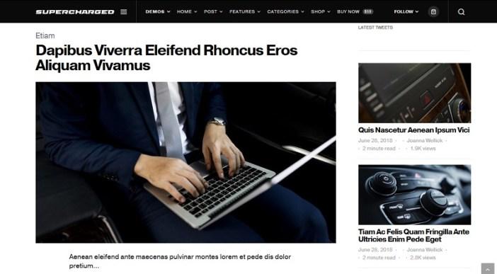 plantillas wordpress portal de noticias