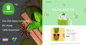 TEMAS WORDPRESS PRODUCTOS NATURALES