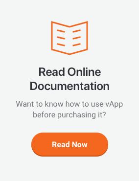 vApp documentación en línea