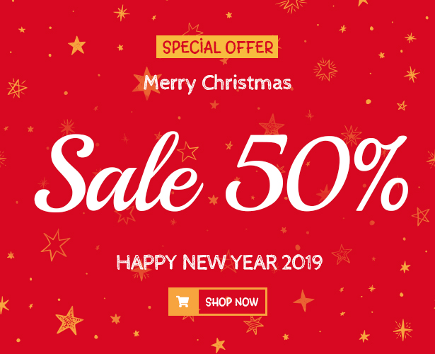 Minymart Multipurpose Shopify Theme Christmas Sale 2018