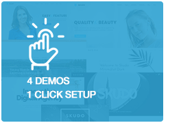 Configuración de demostración de un solo clic