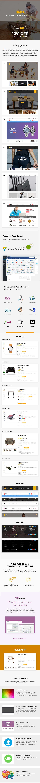 Hama - Tema de WordPress de la tienda WooCommerce - 4