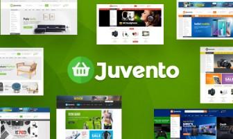 Juvento - Electrónica eCommerce Shopify Theme
