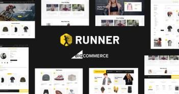 Runner - Tema MultiCommerce Plantilla Multiuso