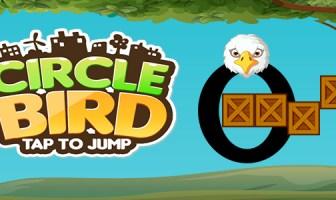 Circle Bird Jump + Listo para su publicación + Juego sin fin + Android