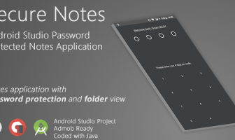 Notas - Aplicación de Notas Protegidas con Contraseña | Android Studio (PROYECTO COMPLETO)