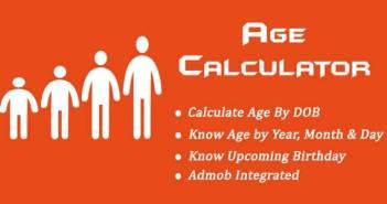 Calculadora de edad