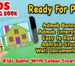 Kids Color Book + Mejor Kids Color Pattern Book + Android Studio + Listo para publicar