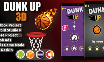 Dunk Up 3d (Proyecto Android + Eclipse + Admob + Bbdoc)