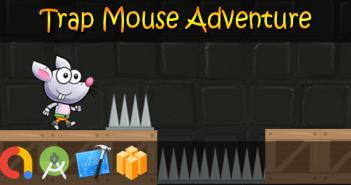 Trap Mouse Dangerous Adventure - Buildbox + iOS Xcode 10 + Android Studio + Admob + GDPR + API 27