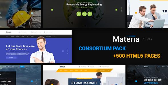 CV empresarial - CV en línea de CV y portafolio personal - 6