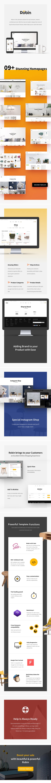 Robin - Plantilla de Bootstrap4 para el comercio electrónico de muebles - 1