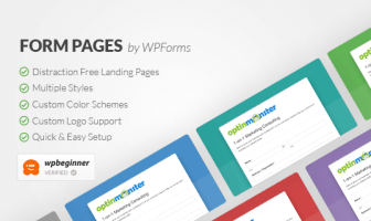 Form Pages by WPForms Preview