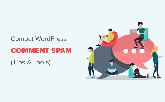 comentarios spam wordpress
