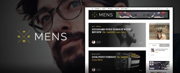 Shockmag - Tema de WordPress de revista optimizada para anuncios con potente sistema de publicidad - 4