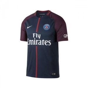 camiseta del Paris Saint-Germain 2017/2018