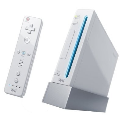I quite like the look of the Wii, even though its all white. I personnally prefer black.