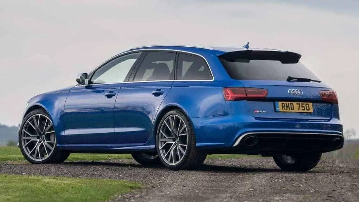 Audi RS6 Trade Buyers Guide Part 3 Exhaust and Suspension
