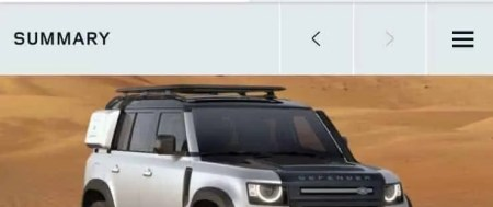 The New £100k Land Rover Defender 110 X