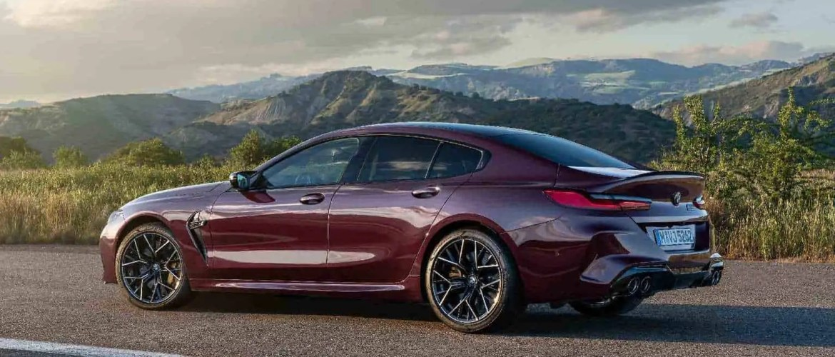 No Hybrid Power For New BMW M8 Gran Coupe