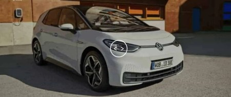 Volkswagens All Electric ID3 Is Here