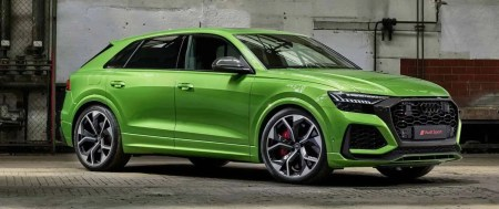 Audi RSQ8 Goes Head to Head with Lamborghini Urus