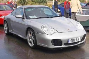 Cutting edge Porsche 911 15 Year Ago