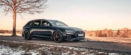 New ABT Audi RS4 Gets 530Bhp