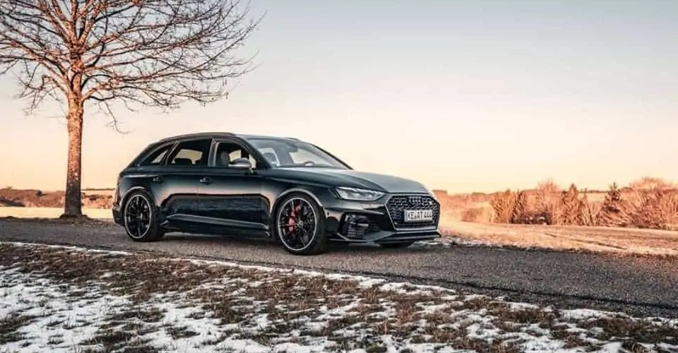 New ABT Audi RS4 Gets 530Bhp