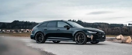 The 2020 Audi ABT RS6-R