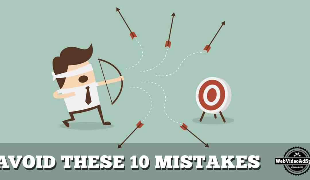 The Top 10 Facebook Marketing Mistakes