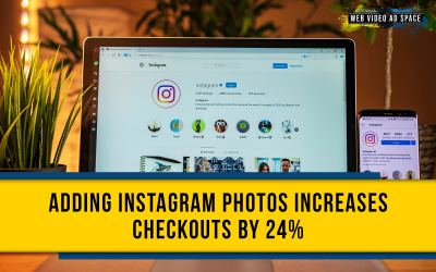 Adding Instagram Photos Increases Checkouts by 24%
