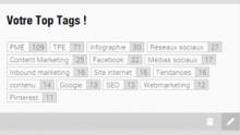Donnez de la lisibilité à votre curation de contenu grâce à votre tag-list