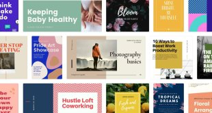 canva templates