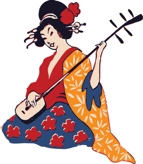 Playing Music Clipart