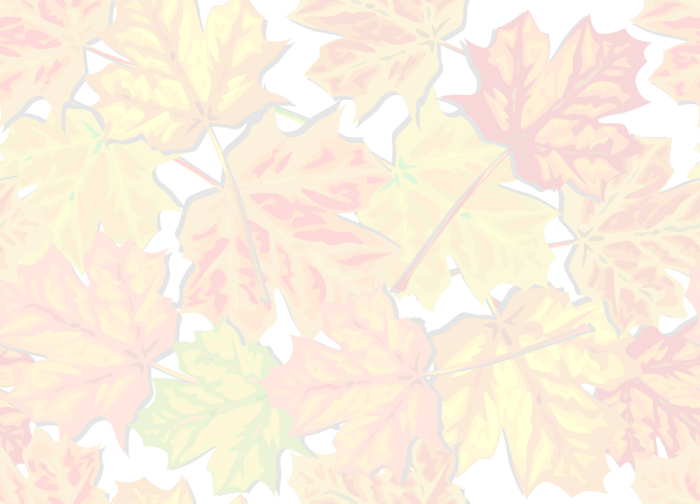 Pile Leaves And Trees