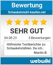 Bewertungen zu schaukelstuhl-kaufen.net