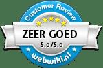 Reviews bij eilbracht.wordpress.com