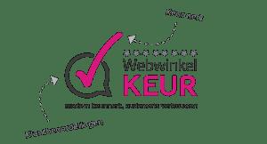 logo webshop keurmerk webwinkelkeur