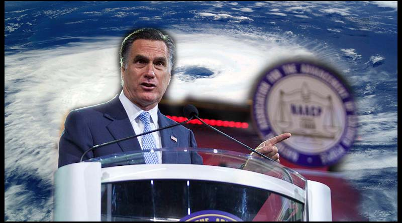 Romney booed at NAACP meeting for using buzzword