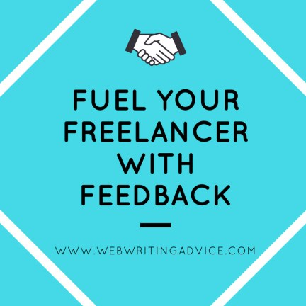 Fuel Your Freelancer With Feedback