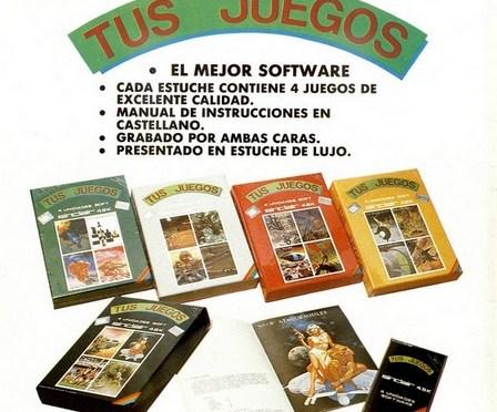 """Los """"Patitos Feos"""" del Software Español 29: Monser S.A."""
