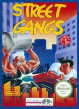 Portada Europea (Street Gangs)