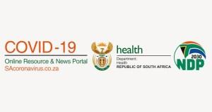 promote the govt portal .za domain suffix south african website corona