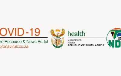Every SA website must promote the govt portal on Covid-19